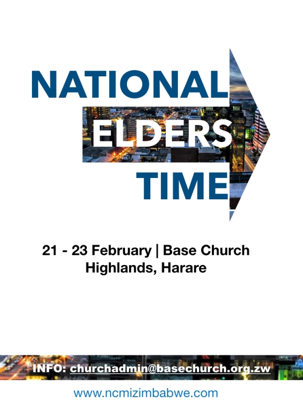 NATIONAL ELDERS TIME 2018 POSTER