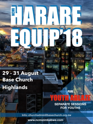 HARARE EQUIP 2018 POSTER