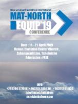 MAT-NORTH EQUIP 2019